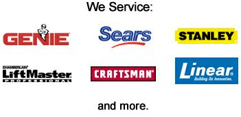 we-service-garage-door-products